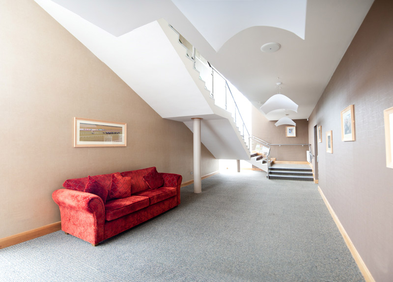 Pavillion-Hallway
