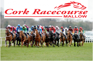 And they are off at Cork Racecourse Mallow