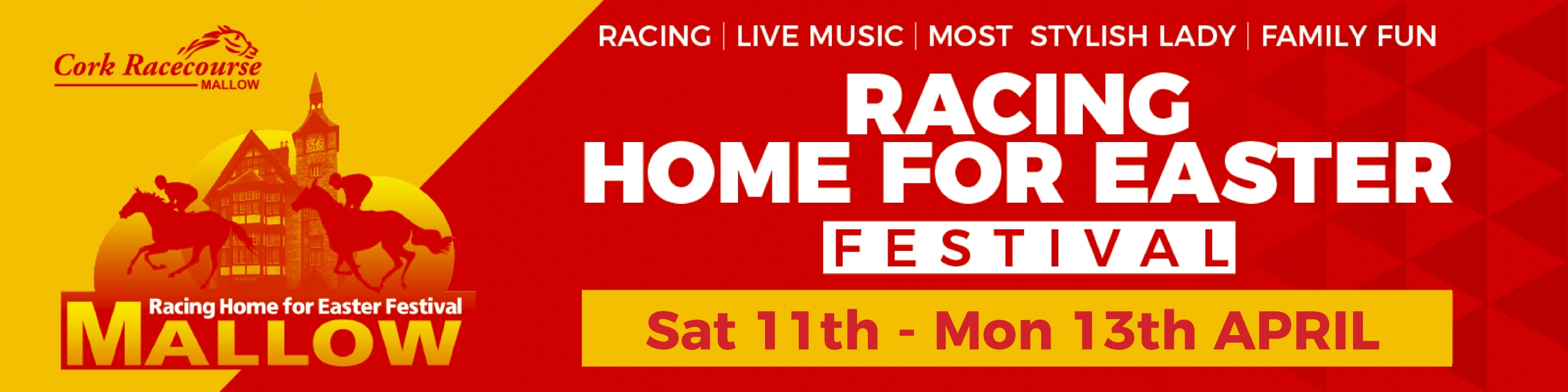Racing Home For Easter Festival